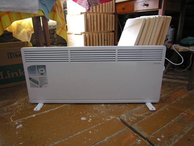 Конвектор Electrolux ECH/L-1500