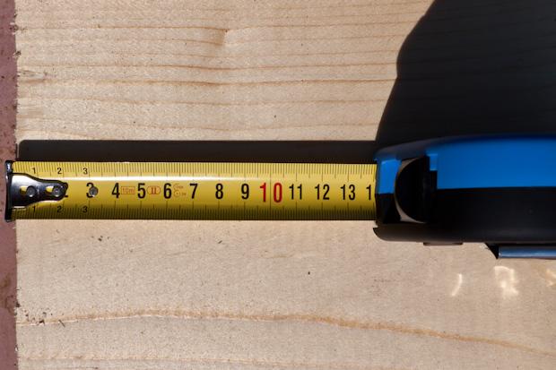 Рулетка Brigadier 10 метров
