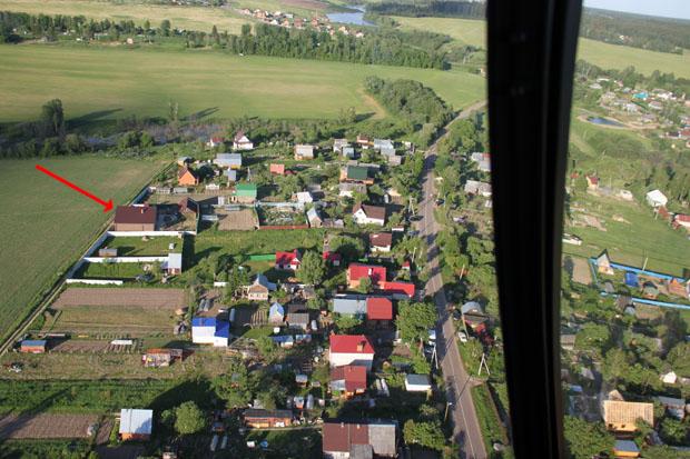 Дом старосты деревни Глазово