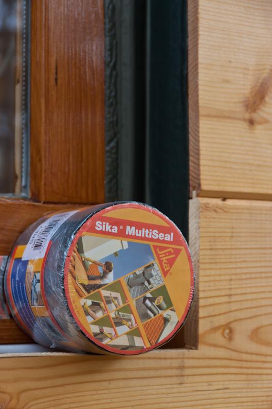Самоклеющаяся лента для герметизации Sika (Зика) Sika Multiseal