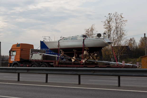 Яхта Sjoborren Kullavik
