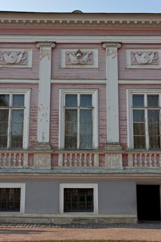 дворец в усадьбе Кусково