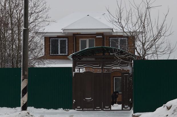 Домик в Есипово