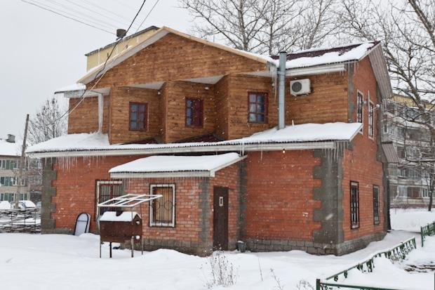 дом в Чашниково