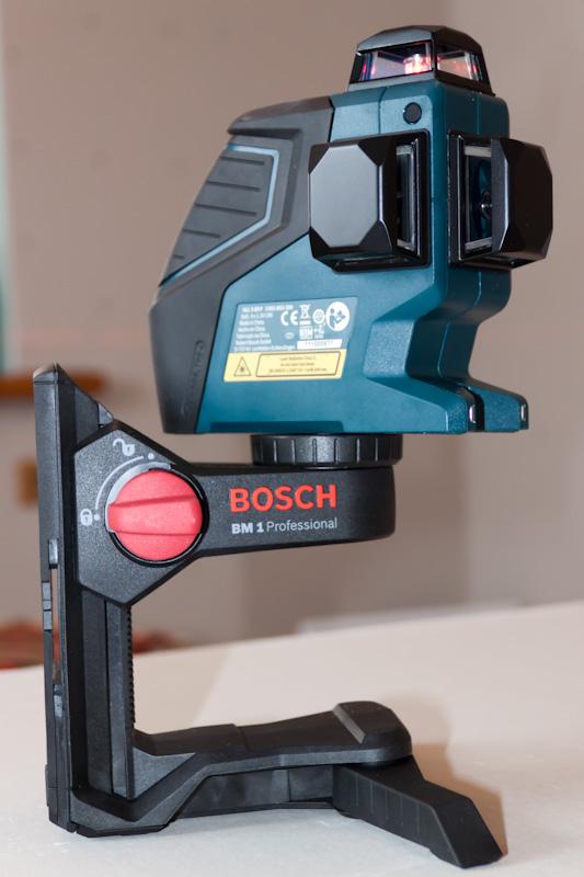 Лазерный нивелир Bosch GLL 3-80 P + BM1 + LR2