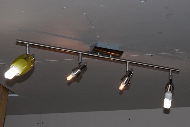 энергосберегающие лампочки на цоколь G-9