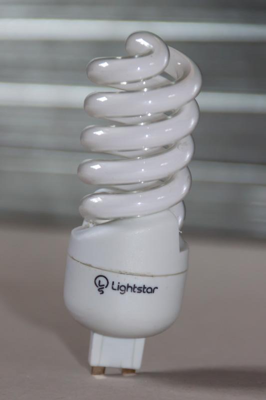 энергосберегающая лампа G-9