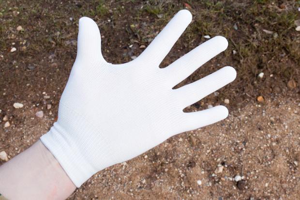перчатки нейлоновые антистатичные