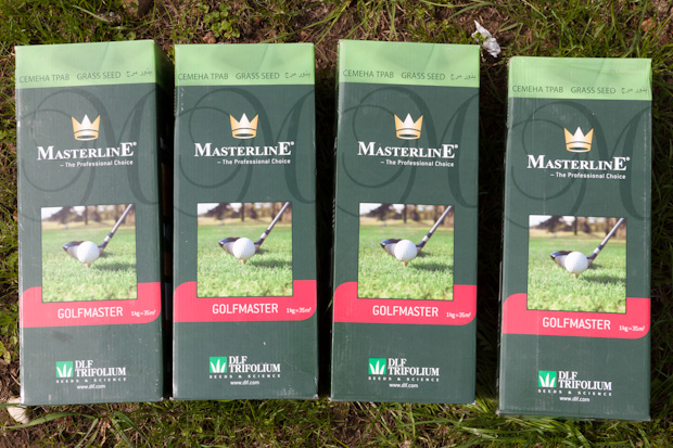 газонная трава GolfMaster