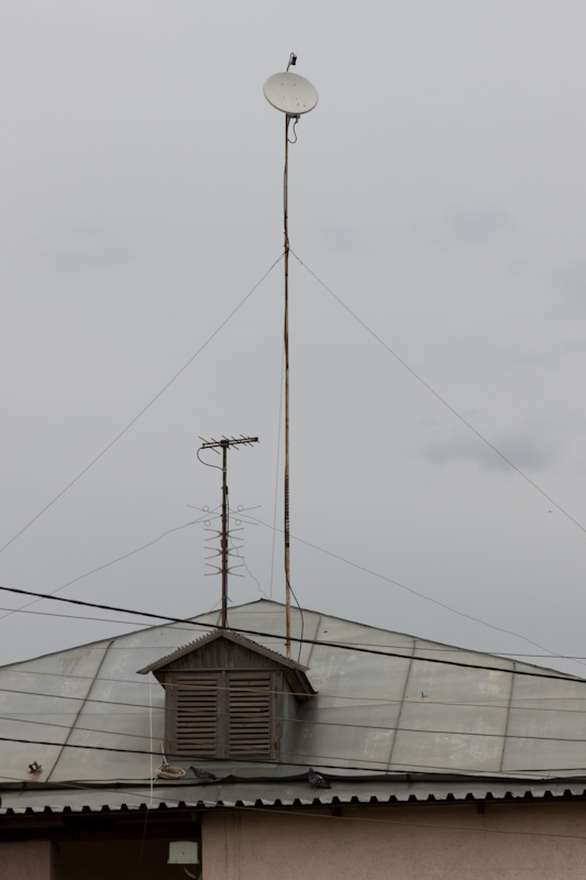 мачта для спутниковой антенны