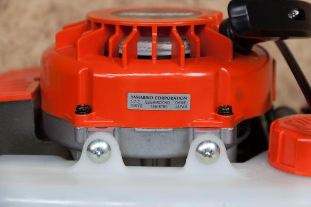 Культиватор Echo TC-210 - двигатель