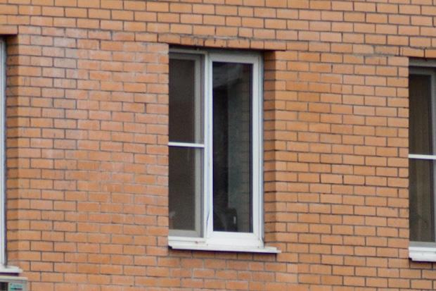 провис кладки над окном