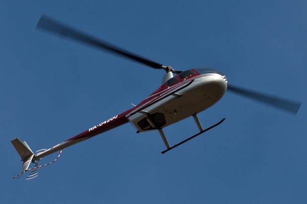 вертолёт Robinson-44 RA-04200