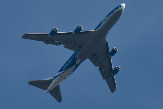самолёт AirBridgeCargo