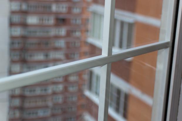 усиление оконного стекла