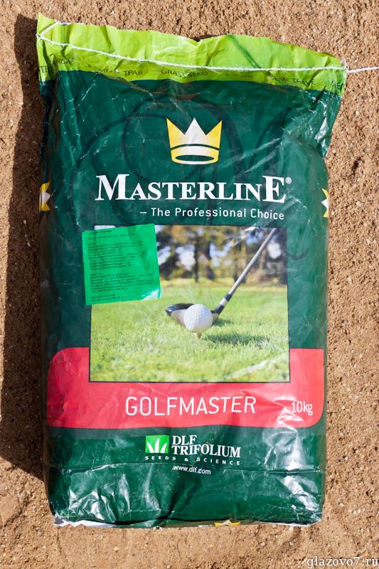 семена травы GolfMaster