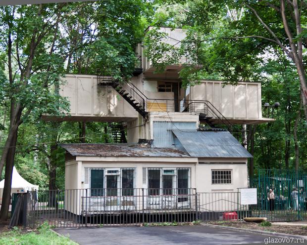 Краснодарский домик в Сокольниках