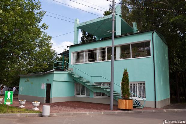 домик в Сокольниках