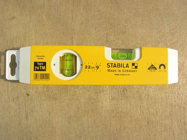 Строительный уровень Stabila 70TM