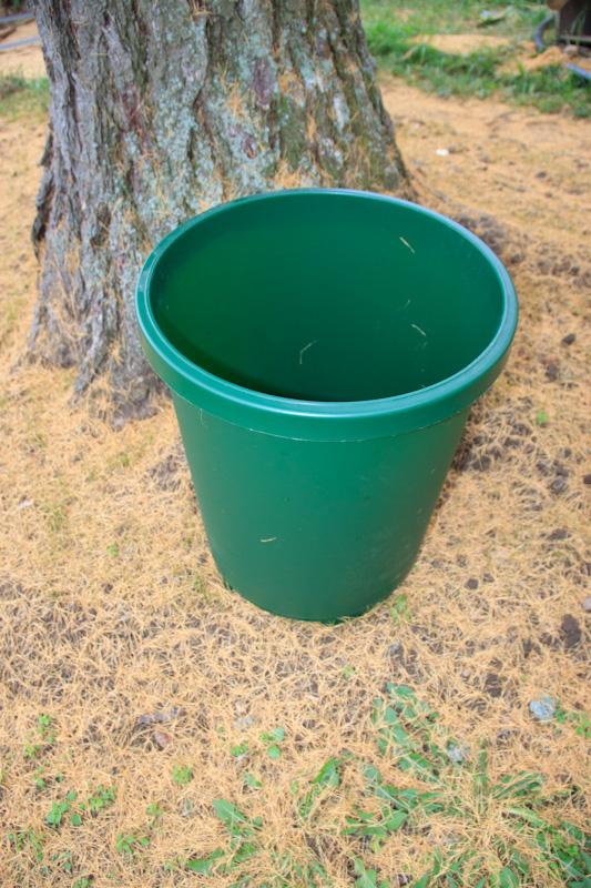 45-и литровые пластиковые бочонки