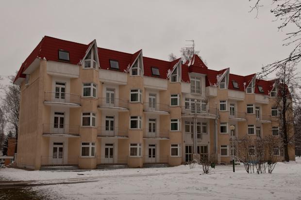 дом отдыха в Колонтаево