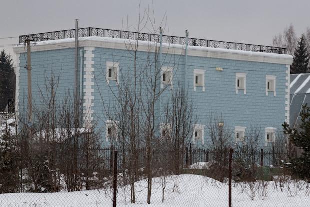 дом с бойницами