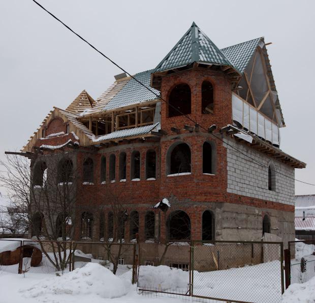 Замок в Подмосковье