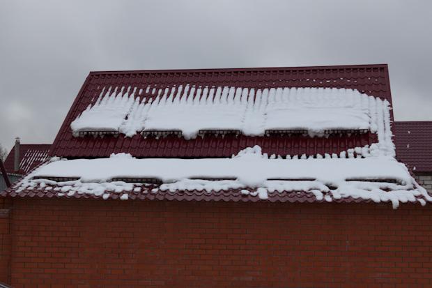 Уловители снега