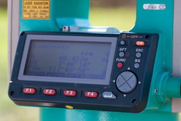 Электронный тахеометр Sokkia SET 630R