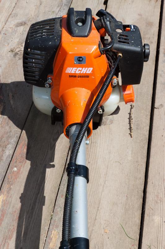 Газонокосилка Echo SRM-2655SI