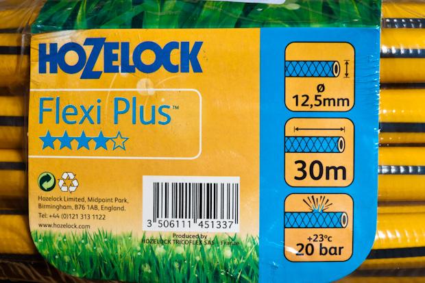 шланг, Hozelock Flexi Plus