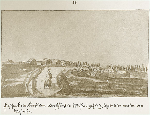 Пешки 1661 года