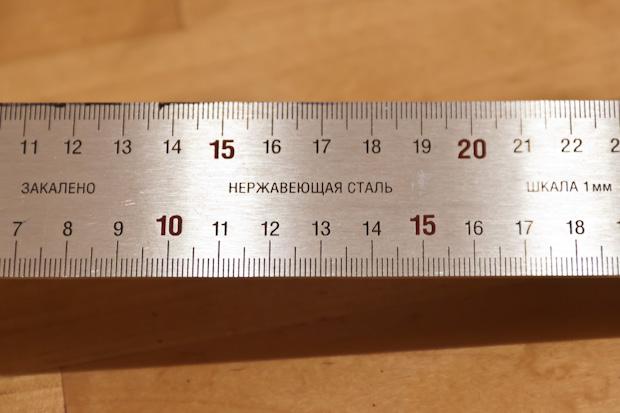 уголок разметочный ЗУБР 500 миллиметров