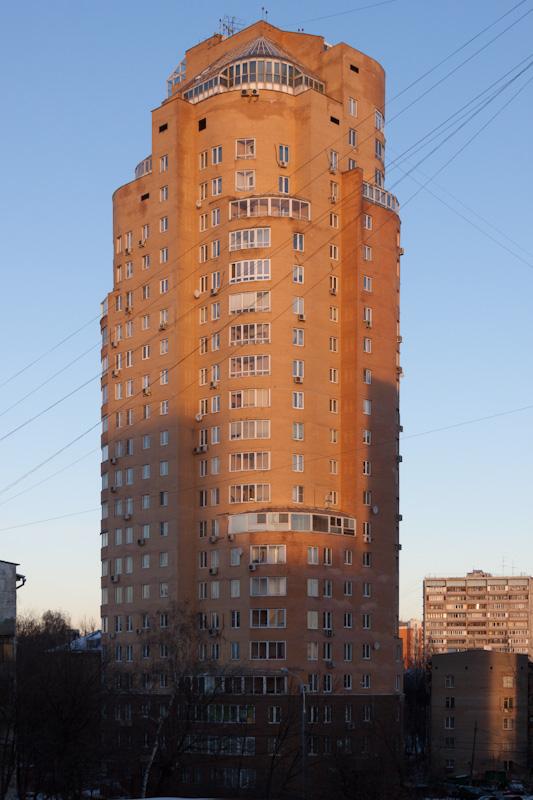 1-й Новомихалковский проезд, 2к1