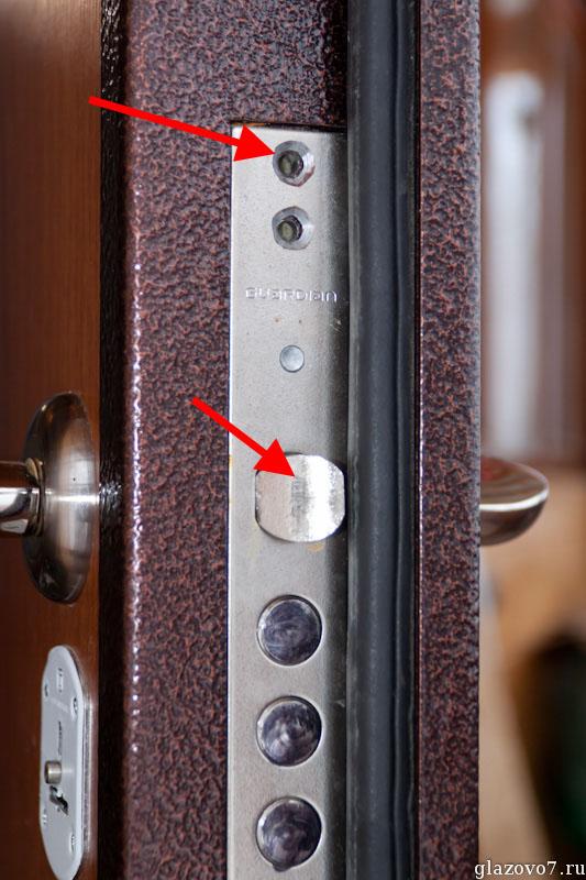 металлическая дверь Эталон Экстра