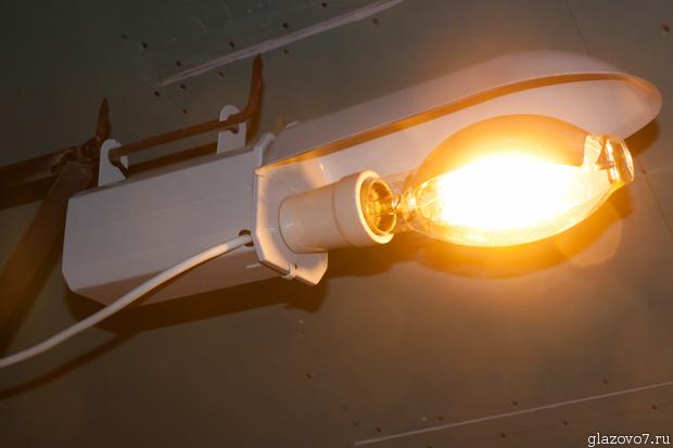 Светильник ЖСП30-400-010 У5 REFLUX