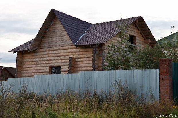 рублёный дом