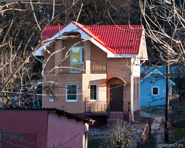 домик в Чёрной Грязи