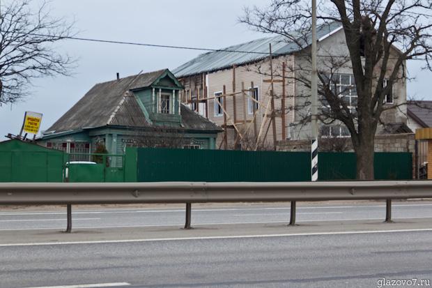 барак на ленинградке