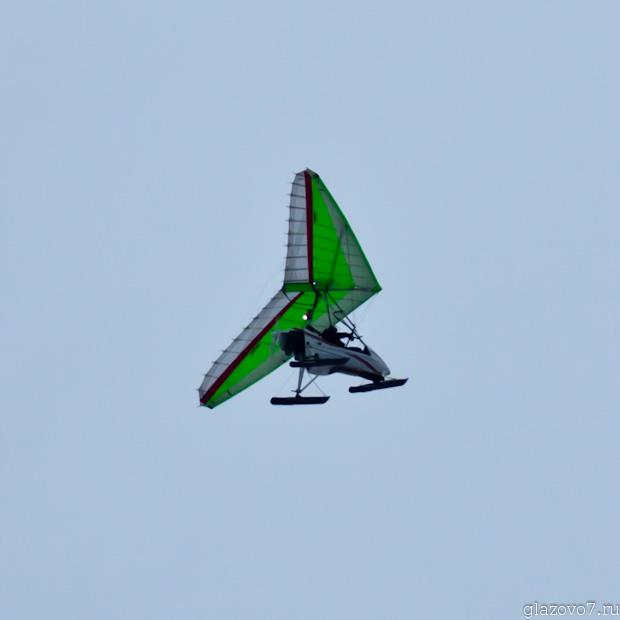 сверхлёгкие летательные аппараты