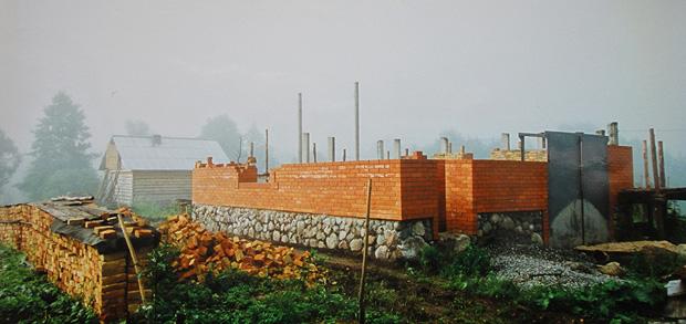 дом в Брянской области