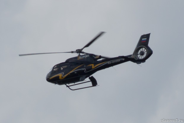 Airbus Helicopters EC130T2 RA-07254