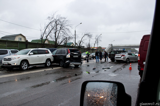 авария в Ложках