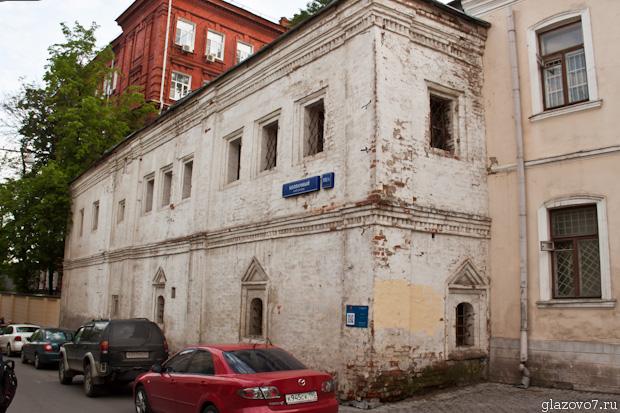 старинное здание
