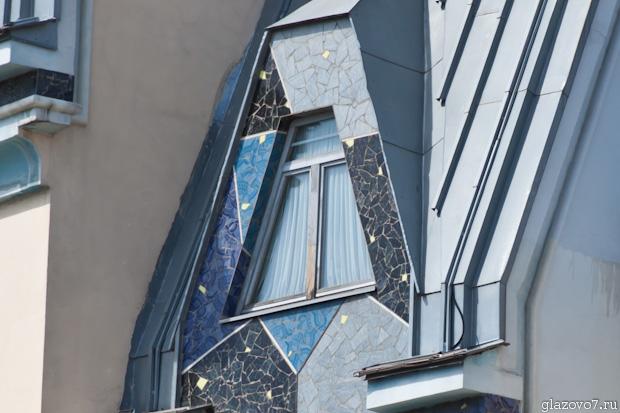 окна нестандартной формы